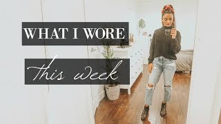 WHAT I WORE| EVERYDAY OUTFIT IDEAS | Preet Aujla