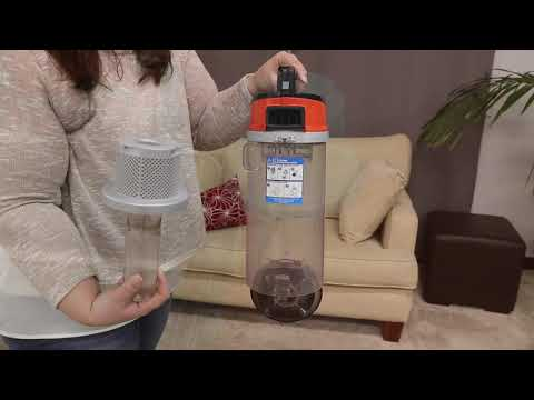 How to Clean the Dirt Tank on Your CleanView® Vacuum Cleaner