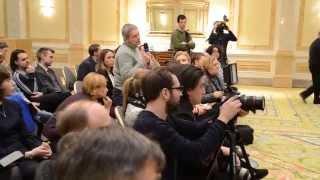 Фильм «БАТАЛЬОНЪ» - пресс в Петребурге(13)