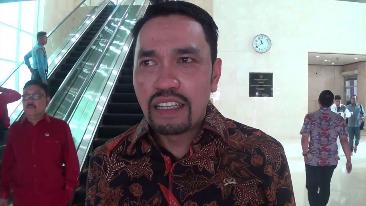 Ahmad Sahroni Photo: Ahmad Sahroni Anggota Komisi III DPR RI Fraksi NasDem