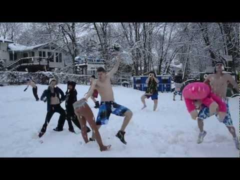 Harlem Shake  (Snow Dance Version)