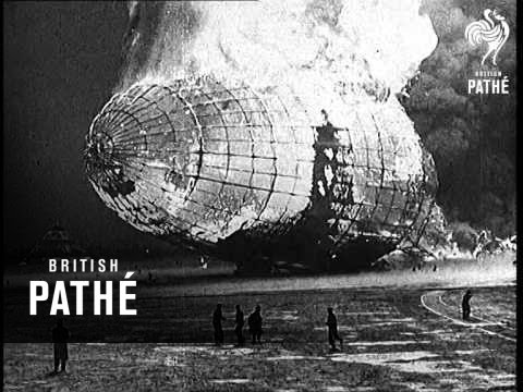 Tragedy Of The Hindenburg (1937)