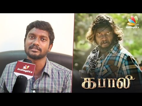 Did I kill Kabali in climax or not - Madras Johnny Interview | Mime Artist Speech