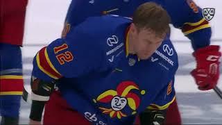 Бой КХЛ: Анттила VS Дедунов