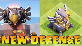 EAGLE ARTILLERY VS 7 GOLEM ... EPIC ATTACK (TH 11 attack strategies)........clash of clans videos