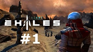 EXILES Android GamePlay #1 (1080p)