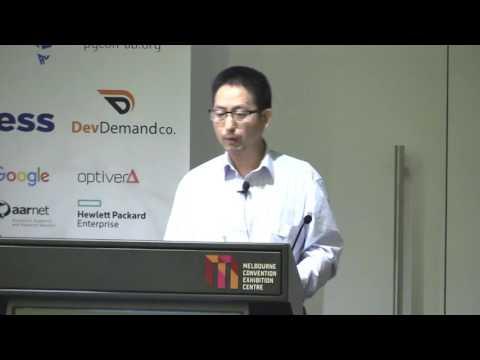 Geoscience Big Data Computing with Python