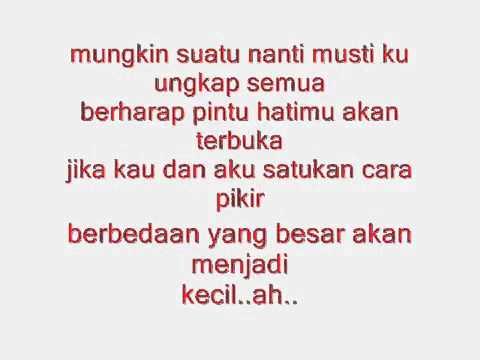LIL O   Pelangi Dimatamu JAMRUD  Lyrics