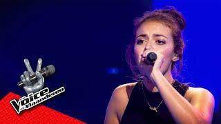 Moira - 'Bruises' | Knockouts | The Voice Van Vlaanderen | VTM