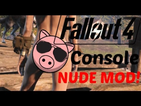 Fallout 4 console mod nude mod youtube - What consoles will fallout 4 be on ...