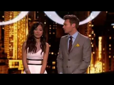 JESSICA SANCHEZ - NOW ON TO THE FINALE OF AMERICAN IDOL..