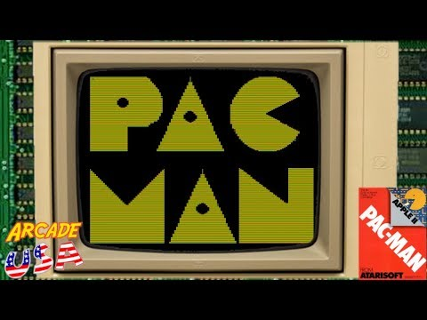 AppleCade Presents Pac Man!