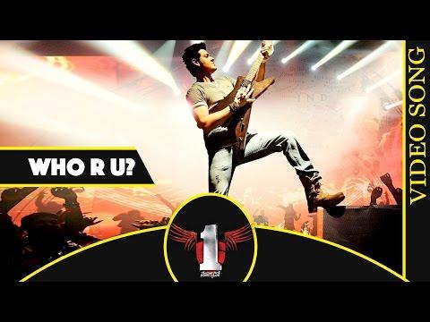 Who Are You Full  Song  1 Nenokkadine Movie  Mahesh Babu, Kriti Sanon, DSP