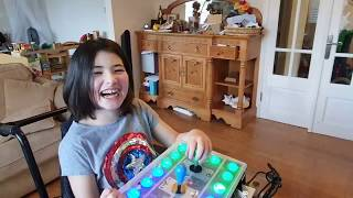 Ava gives my homemade accessibility controller