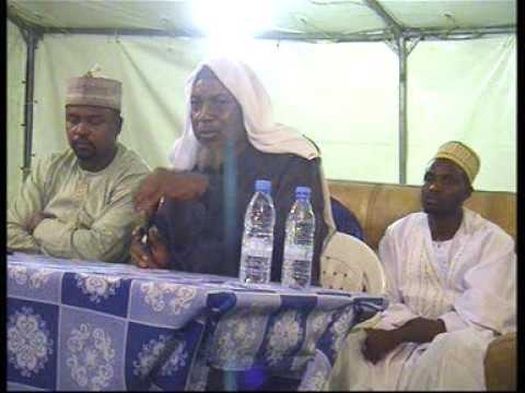 Wa'azin Dakar-SENEGAL CHIECKH ABOUBABAR GUERO