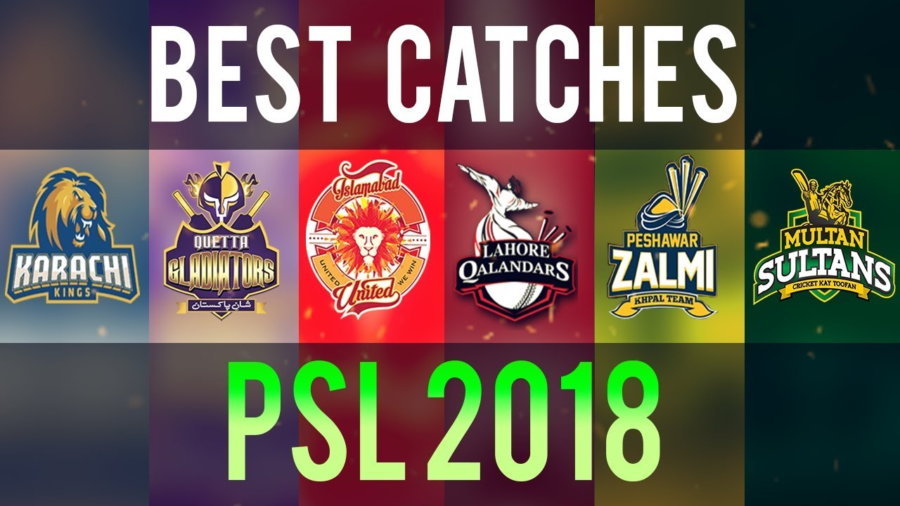Best Catches In Pakistan Super League 2018 | HBL PSL 2018