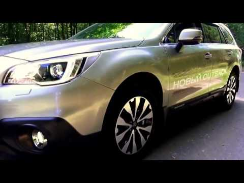Subaru Outback 2016 Review awd Acceleration Engine exhaust F