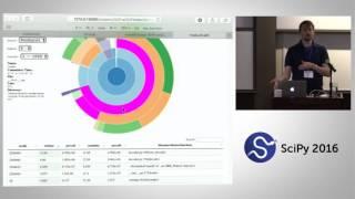 Parallel Python: Analyzing Large Datasets Intermediate   SciPy 2016 Tutorial   Matthew Rocklin & Mi