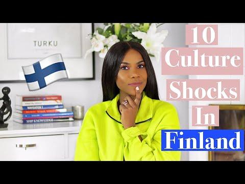 10 CULTURE SHOCKS IN FINLAND AS AN AFRICAN | ZAMBIAN |