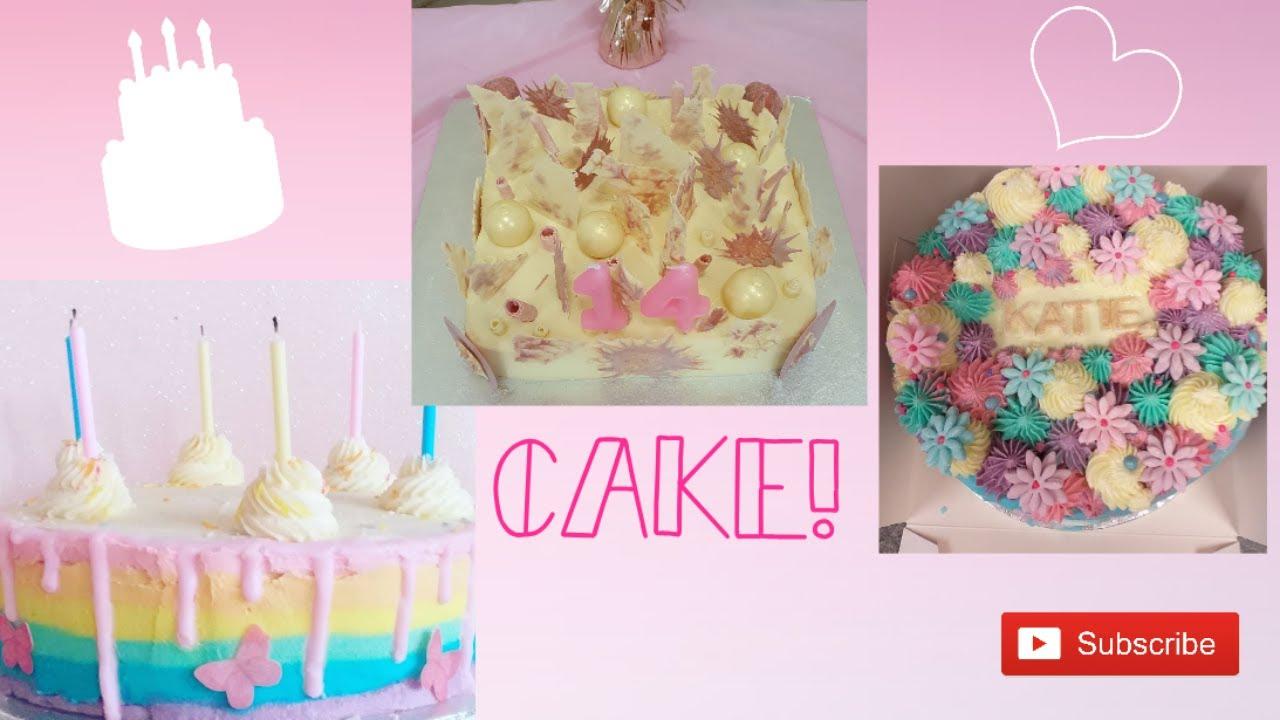 Cake compilation! (intro) - YouTube