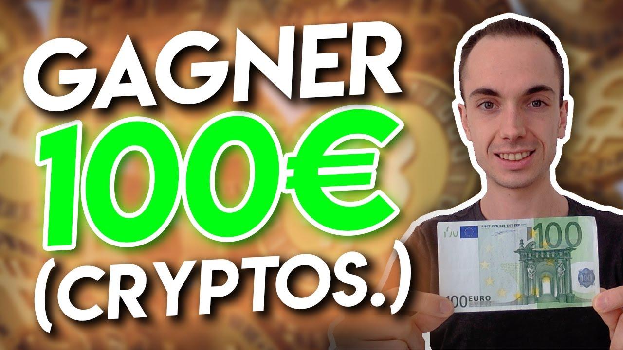 GAGNER 100€ de Cryptomonnaies GRATUITEMENT Avec Ces 3 SITES INTERNET (Argent Gratuit)