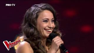 Madalina Coca - Unchain my heart | Semifinala | Vocea Romaniei 2018