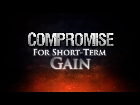 Compromise for Short-Term Gain