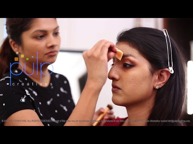 Swetha Raju Party make  up