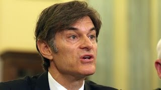 Dr. Oz Grilled By Congress on Weight Loss Scam