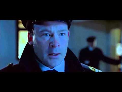 Titanic Movie Crash Scene