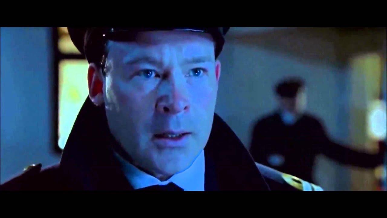 Titanic Movie Crash Scene Youtube