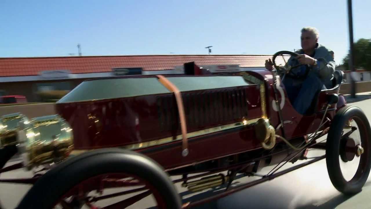 Stanley Steamer Car >> 1906 Stanley Steamer Vanderbilt Cup Racer Jay Leno S Garage