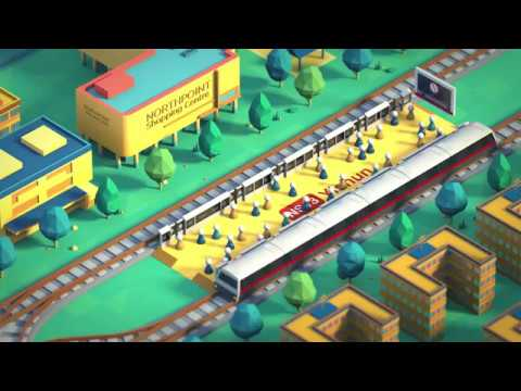 Why do trains turnaround?