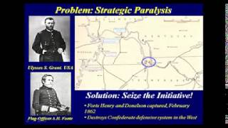 """""""The Grand Design: Strategy and the U.S. Civil War"""" by Dr. Donald J. Stoker"""