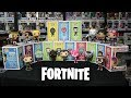 Fortnite Funko Pop Complete Set 360° Review!