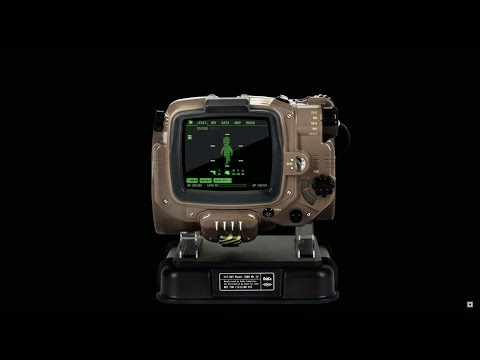 Fallout 4 Pipboy Edition Unboxing!