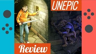 Unepic Switch Review