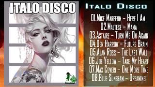 Italo Disco mix  2018