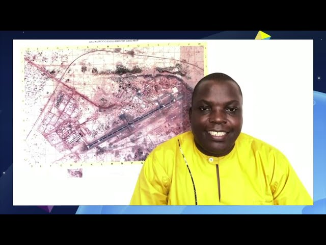 Safety in remote airfield operations - Daniel Wanjala - United Nations