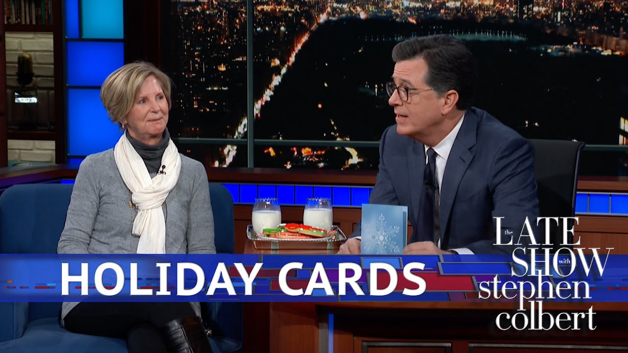 First Drafts: Holiday Cards 2018