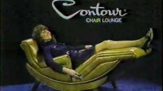 1984 Contour Chair Lounge Commercial