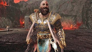 God of War 4 #41: Os Filhos de Musphelhein - Playstation 4 gameplay