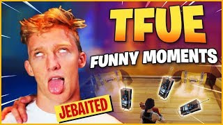 TFUE Funny Moments   TFUE Highlights Fortnite  Best Moments