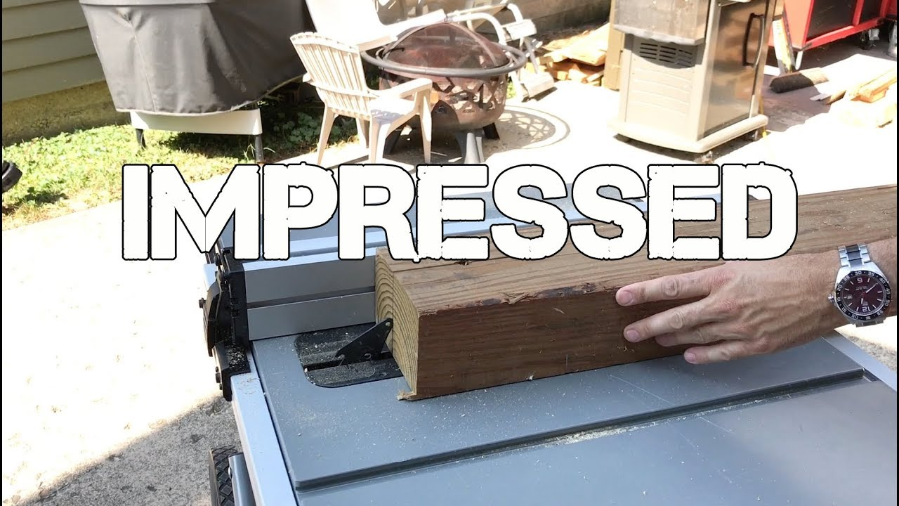 Skilsaw worm drive table saw spt 99 11 youtube for 99 table saw
