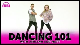lips are movin meghan trainor dance tutorial with ashlynn and matt from kidz bop