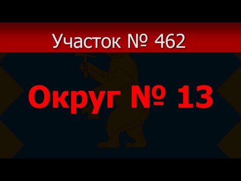 Выборы 2019 ЗАТО Межгорье. ОКРУГ 13