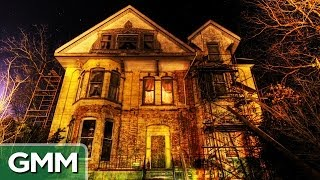 Repeat youtube video Living in a Real Haunted House
