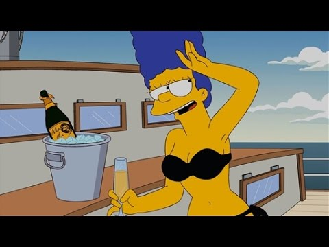 The Simpsons Funniest Moments NEW Season 16 *HD* Hilarious!!!!