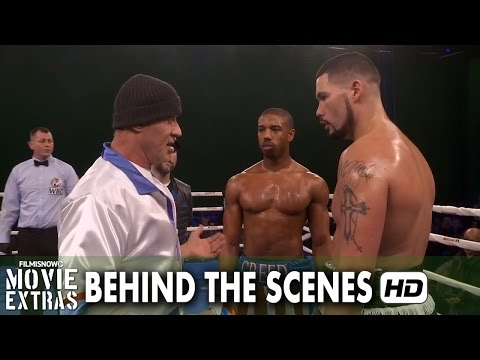 Creed (2015) Behind the Scenes - Complete Broll