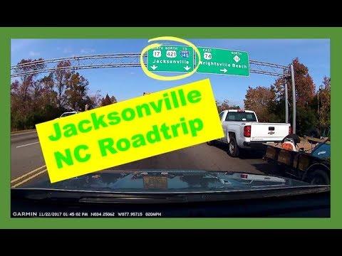 Jacksonville NC Roadtrip